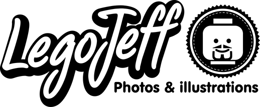Le logo de Legojeff, photos et illustrations